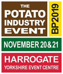 BP2019 The British Potato Industry Event at the Yorkshire Event Centre Harrogate - November 20th - 21st 2019